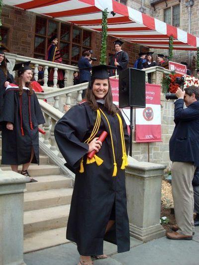 Mega graduated